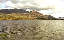 Bassenthwaite Lake and Skiddaw